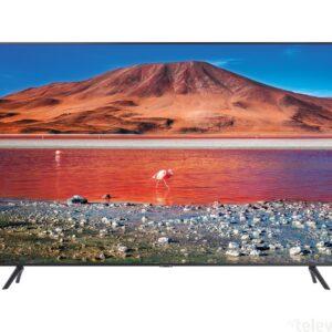 012168 4 TV Samsung 43″ Crystal UHD 4K Smart (2020) TU7172