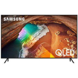 "1 1 2 2 2 TV Samsung 82"" Q60R 4K Smart QLED (2019)"