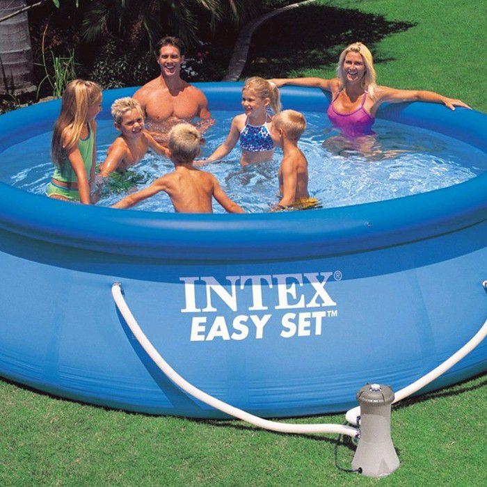 Easy set bazeni