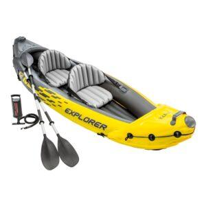 intex explorer K2 kayak 68307NP 01 Čamac kajak K2 EXPLORER 312x91x51 cm