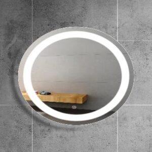 slika 5 OGLEDALO LED 60x60x3.5cm ZL04