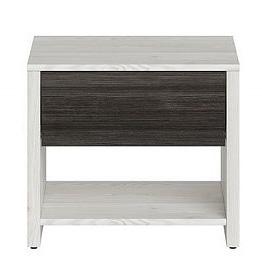 furniture brw salins kom1s bedside table Noćni ormarić KOM1S